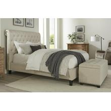 See Details - CAMERON - DOWNY King Bed 6/6