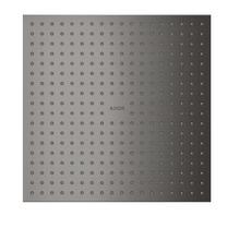 Brushed Black Chrome Overhead shower 300/300 1jet ceiling