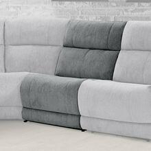 View Product - SPENCER - TIDE GRAPHITE Armless Recliner
