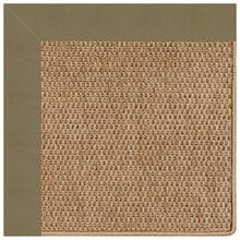"View Product - Islamorada-Basketweave Classic Sage - Rectangle - 24"" x 36"""