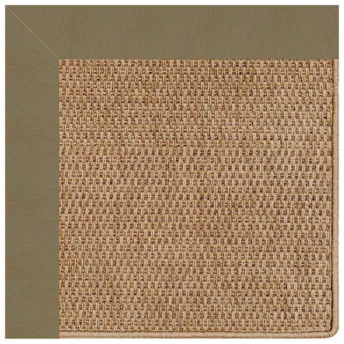 "Capel Rugs - Islamorada-Basketweave Classic Sage - Rectangle - 24"" x 36"""