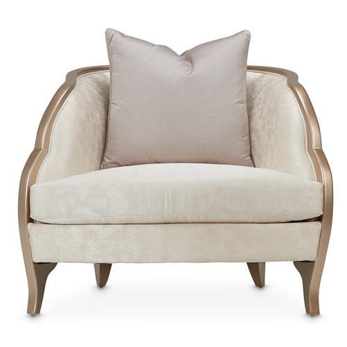 Malibucrest Chair Cldwh Chardonnay