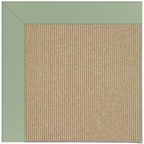 Creative Concepts-Sisal Canvas Celadon Machine Tufted Rugs
