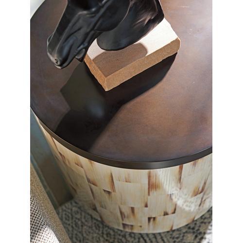 Lexington Furniture - Crescent Commode End Table