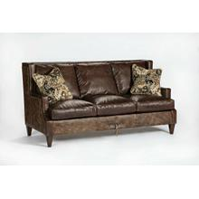 Montana (Leather) Loveseat