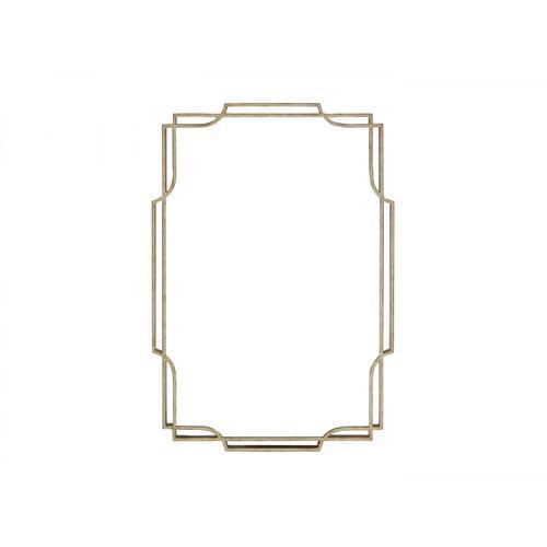 Harwood Metal Mirror