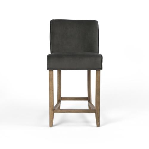 Counter Stool Size Bella Smoke Cover Aria Bar + Counter Stool