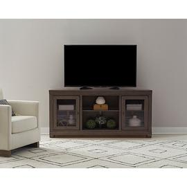 68 Inch Console - Storm Gray Finish