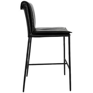 Mayer Counter Stool Black 26""
