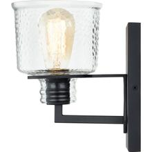View Product - Holden Wall Sconce in Earth Black