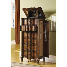 See Details - French Jewelry Armoire