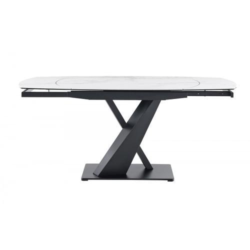 VIG Furniture - Modrest Jarman - Contemporary Ceramic Extendable Dining Table