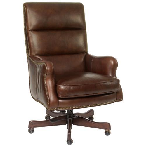 Hooker Furniture - Victoria Executive Swivel Tilt Chair