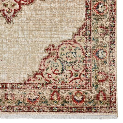 Landis-Kirman Ivory Machine Woven Rugs