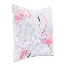 Flamingo Pillow Multicolor