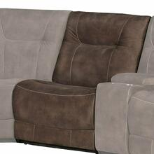 View Product - COOPER - SHADOW BROWN Manual Armless Recliner