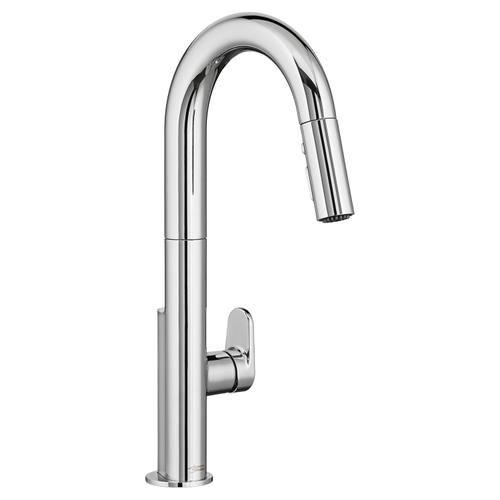 American Standard - Beale Pull-Down Kitchen Faucet - Polished Chrome