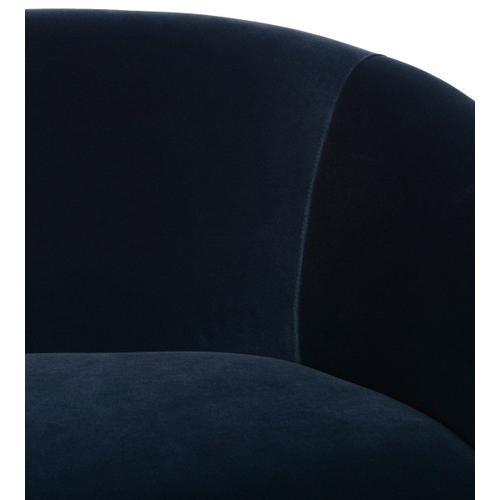 Classic Home - Harper Sofa Midnight Blue