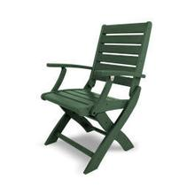 View Product - Signature Folding Chair in Green