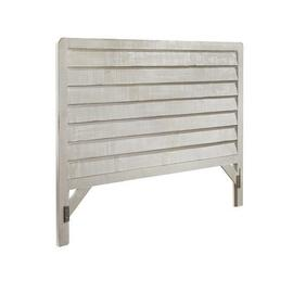 5/0 Queen Headboard - Gray Chalk Finish