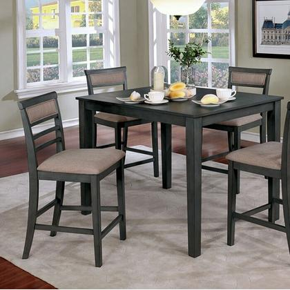 See Details - Fafnir 5 Pc. Counter Ht. Table Set