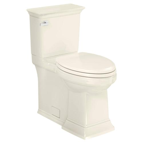Product Image - Town Square S Right Height Elongated Toilet with Seat  American Standard - Linen