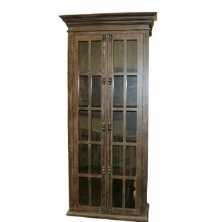 See Details - Barnwood Tall Cabinet
