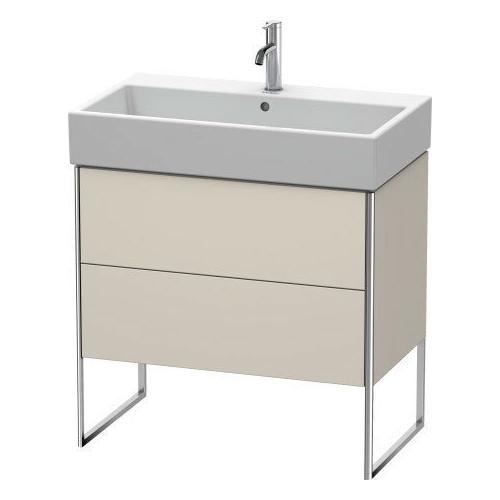 Duravit - Vanity Unit Floorstanding, Taupe Matte (decor)
