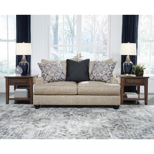 Reardon Loveseat Stone