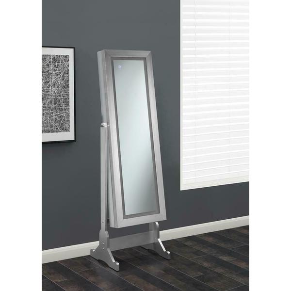 See Details - Jewelry Cheval Mirror