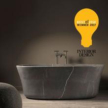 See Details - Calma Bathtub Nero Marquina