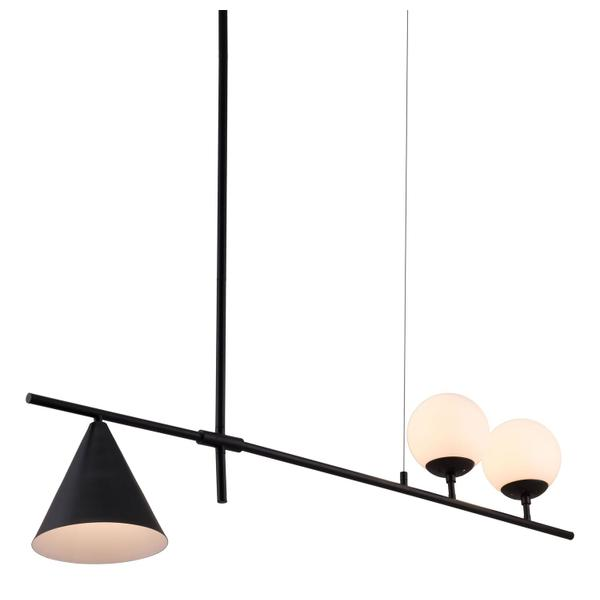 See Details - Richiza Ceiling Lamp Black