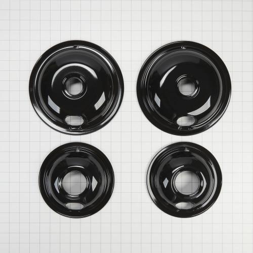 Whirlpool - Gas Range Burner Drip Bowls