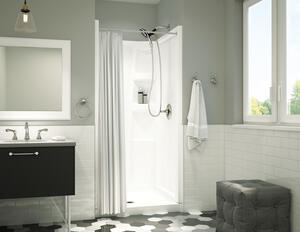White ProCrylic 36 in. Shower Surround Product Image