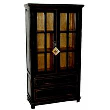 See Details - Stone Brown Bookcase