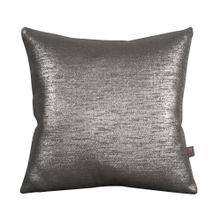 "Pillow Cover 16""x16"" Glam Zinc"