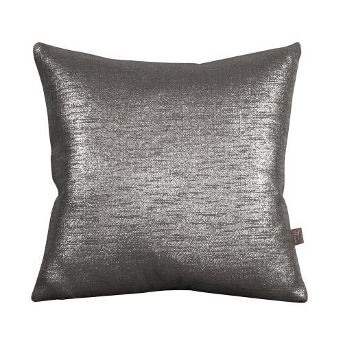 "Pillow Cover 16""x16"" Glam Zinc"