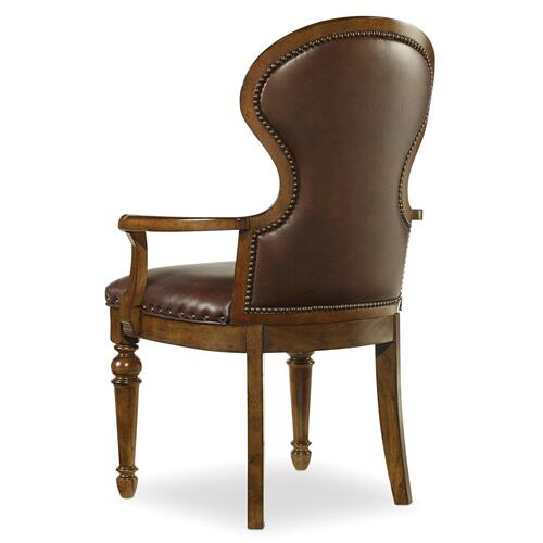 Hooker Furniture - Tynecastle Upholstered Arm Chair - 2 per carton/price ea