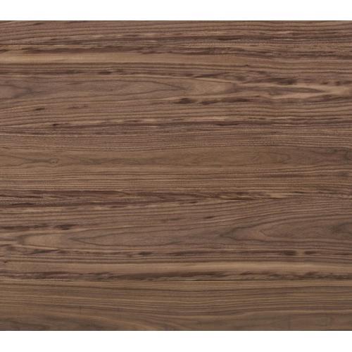 VIG Furniture - Modrest Keanna - Modern Industrial Walnut & Black Dining Table