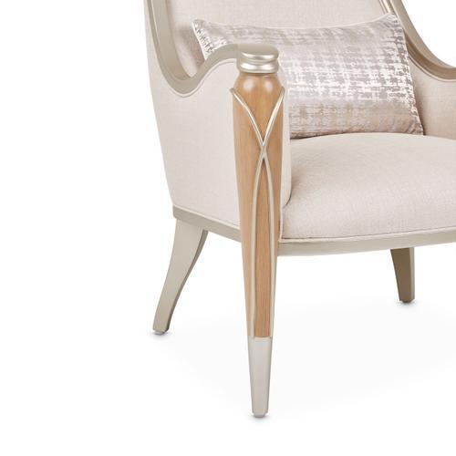 Villacherie Accent Chair Caramel