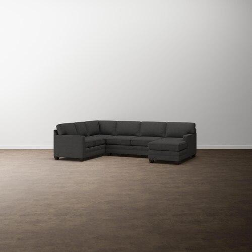 Bone Aiden U-Shaped Sectional