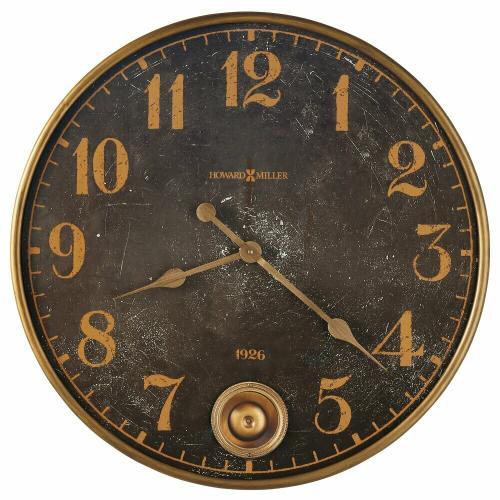 Howard Miller Union Depot Oversized Wall Clock 625733