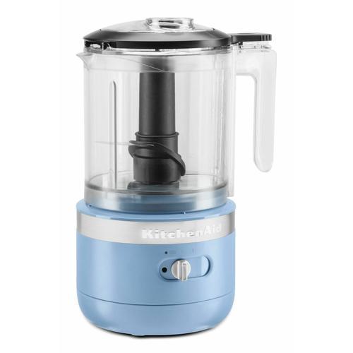 Gallery - Cordless 5 Cup Food Chopper - Blue Velvet