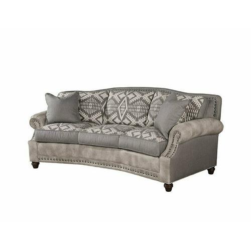 Cornell (Leather) Sofa
