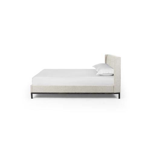 King Size Plushtone Linen Cover Newhall Bed