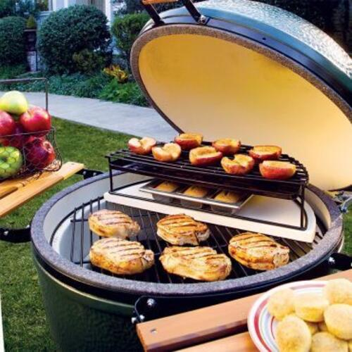 Big Green Egg - 2XL and XL EGG (works with the XLarge EGGspander)