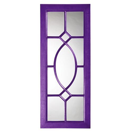 Howard Elliott - Dayton Mirror - Glossy Royal Purple