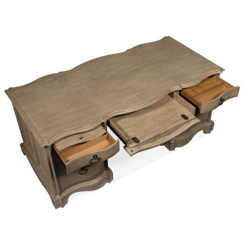 Hooker Furniture - Corsica Executive Desk