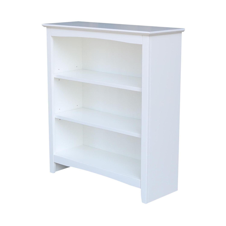 John Thomas Furniture36'' H Shaker Bookcase
