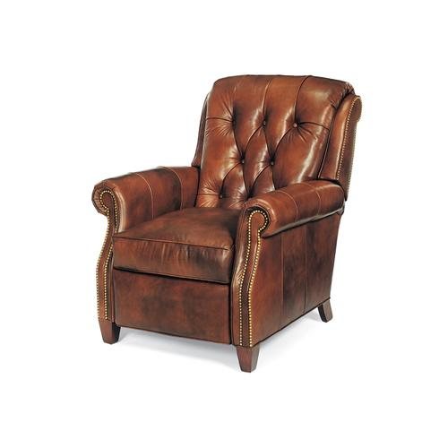 Hancock and Moore - 7016-PRB MILLER TUFTED POWER RECLINER W/BATTERY